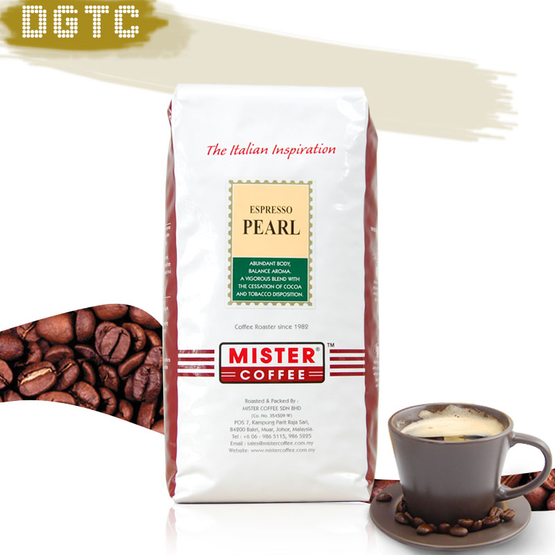 Coffee beans imported mister espresso special tone at the professional level series treasures 500g shipping