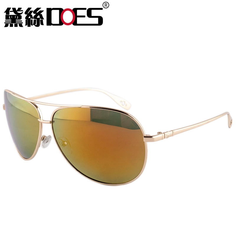 Color film sunglasses polarized sunglasses female models big box sunglasses men sunglasses men sunglasses yurt influx of big face T9558