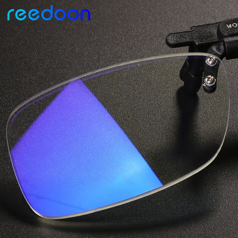 Computer radiation fatigue glasses clip myopia men and women anti blu-ray gaming goggles new influx of people