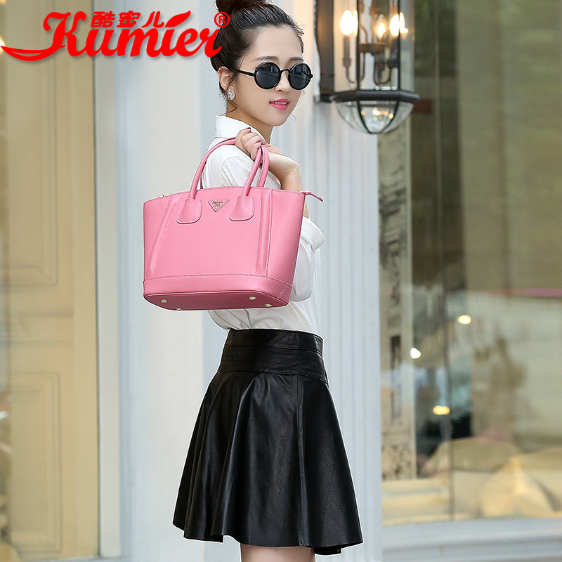 Cool claudel 2015 new haining leather autumn and winter sheep skin leather skirt pleated skirts skirt was thin children