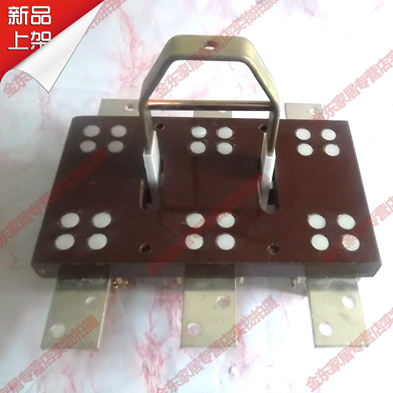 Copper copper gaskets t_3 HD13-1000 knife switch/31 open type knife switch knife switch 1000a single throw knife switch