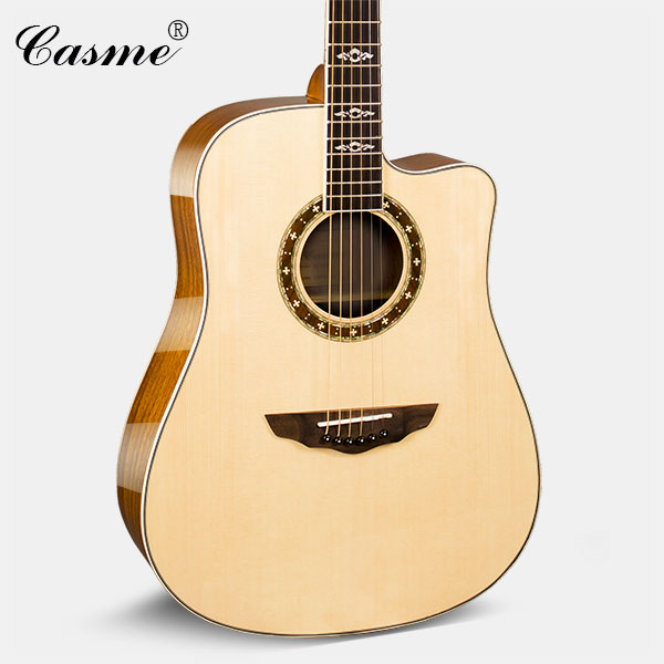 Cosmo casme veneer guitar acoustic guitar acoustic guitar cutaway electric box guitar veneer single guitar