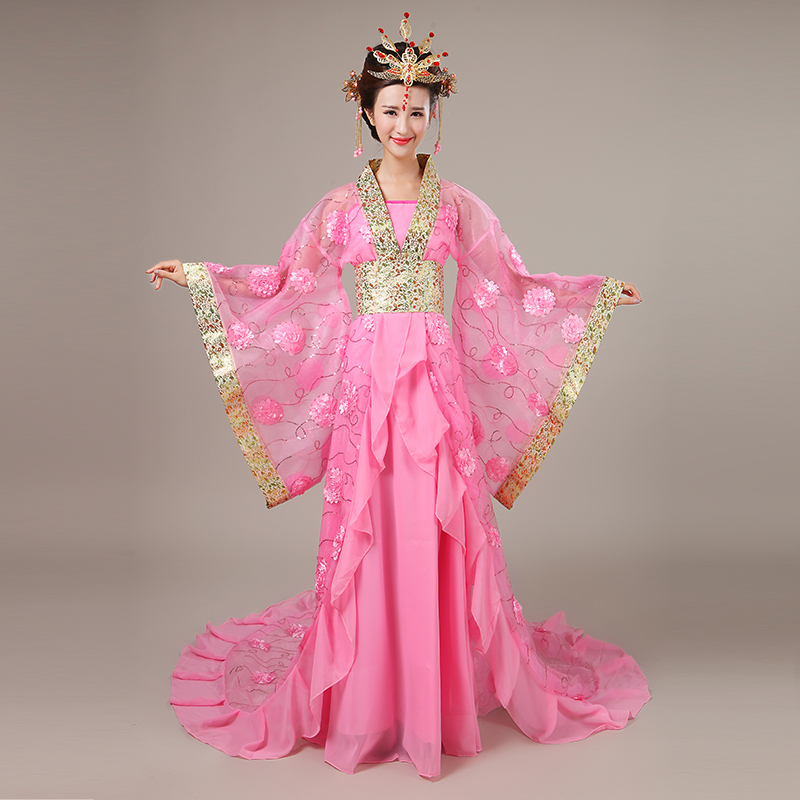 Chinese Women Dress