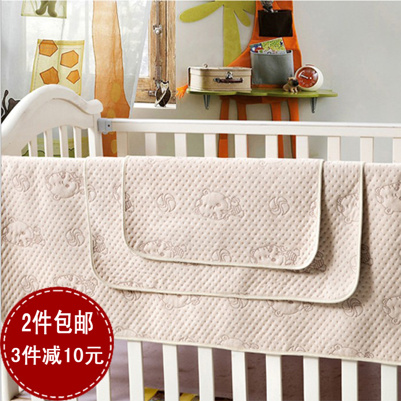Cotton baby changing mat super breathable waterproof baby changing mat cotton mattress newborn baby supplies menopad