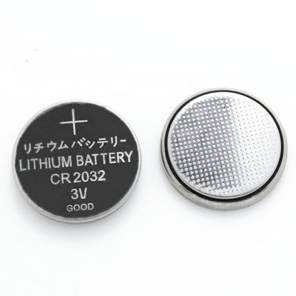 Cr2032 coin cell battery frog light battery/sixth generation frog light/spoke lights stopwatch battery backup battery