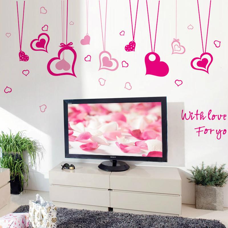 China Heart Wall Stickers, China Heart Wall Stickers Shopping Guide ...