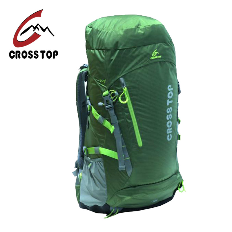 Crosstop authentic outdoor camping mountaineering bag overnight bag shoulder bag leisure bag backpack 40l