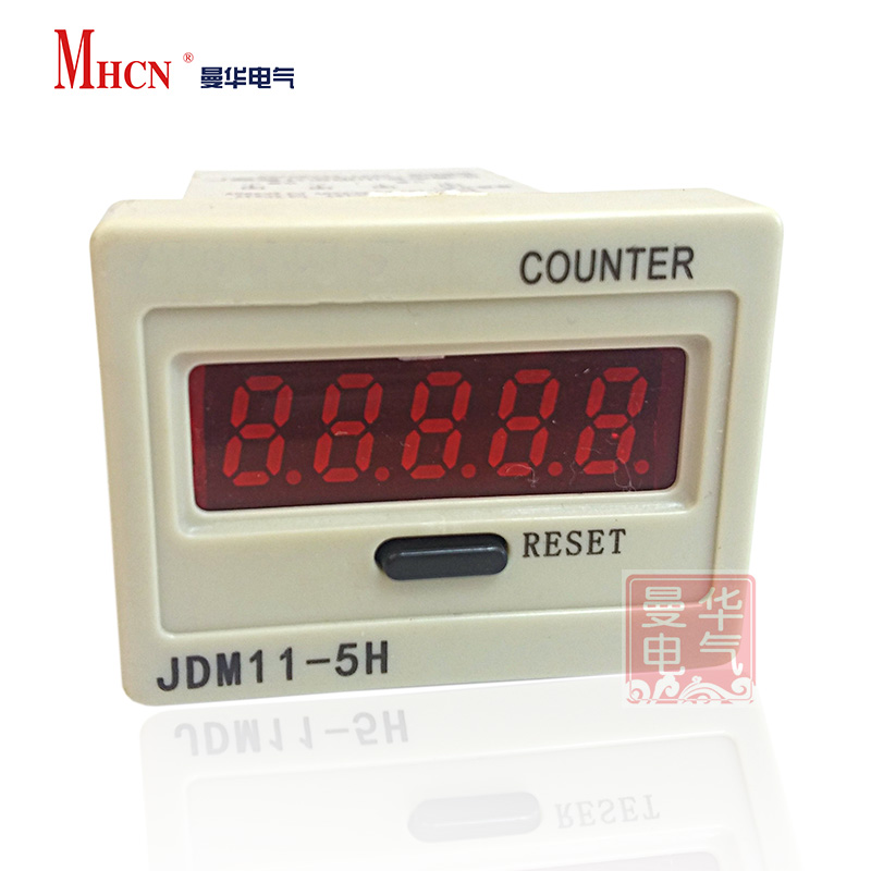 Cumulative counter pick proximity switches JDM11-5HBL11-5h digital counter power and memory
