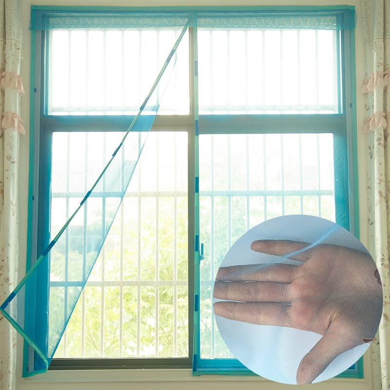 Custom mosquito screens invisible screens gauze encryption gauzes door curtain magnetic stripe magnetic stripe magnetic sand window screens network