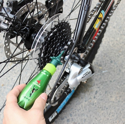 Cylion/race collar bicycle maintenance oil dry teflon chain oil lubricant dust lubricity