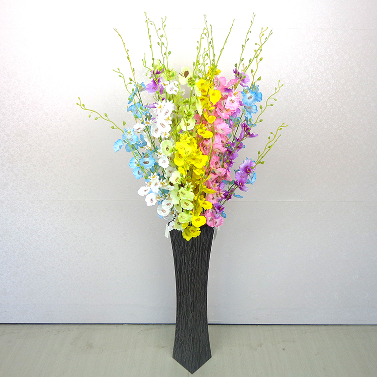 Dancing orchid oncidium orchid silk flower simulation flowers to decorate the living room decorations wedding artificial flowers artificial flowers dendrobium orchid arts and crafts