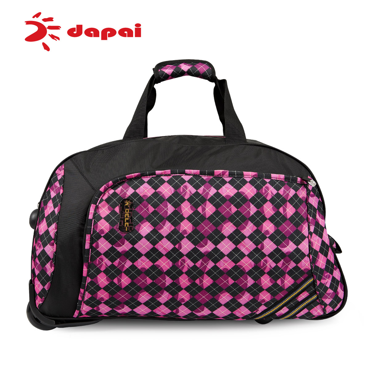 Dapai upscale business travel bag large capacity trolley bag portable fashion for men and women board chassis luggage shipping