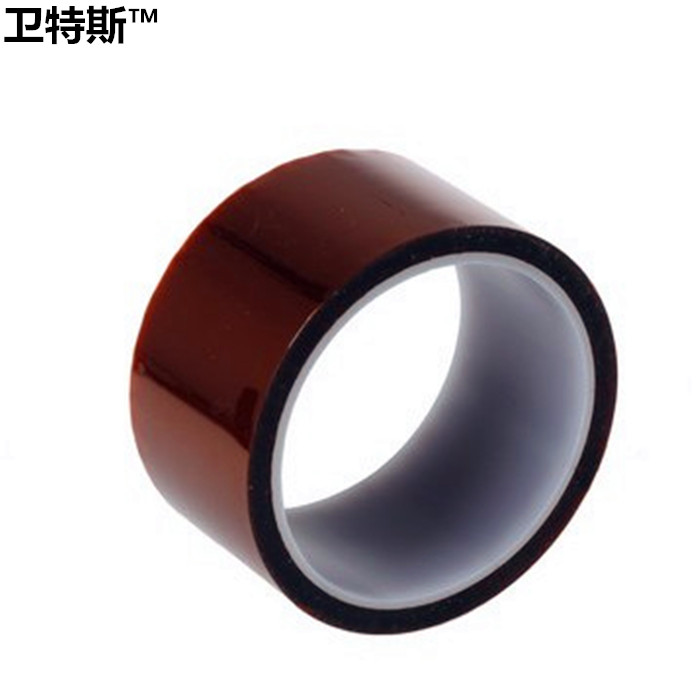 David waters polyimide tape goldfinger tape tape brown high temperature tape high temperature tape 50mm