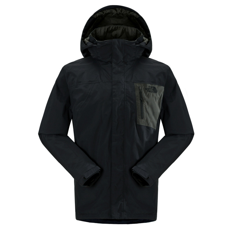 Deals in the fall and winter thenorthface/north mens waterproof and breathable cz71 full caulking jackets