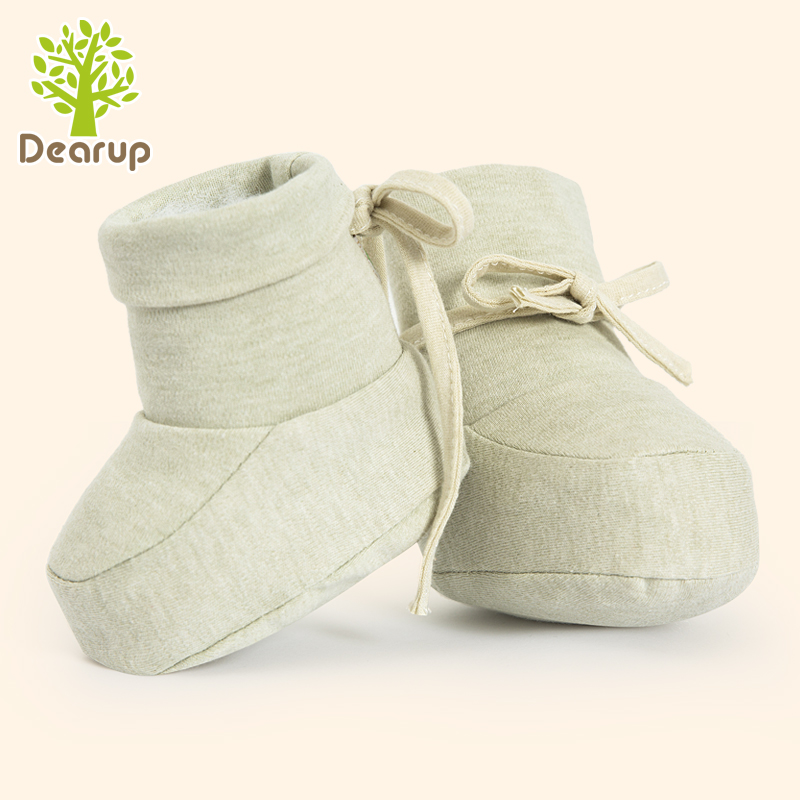 Deere superior product baby booties double lace socks boneless warm spring dongkuan baby shoes