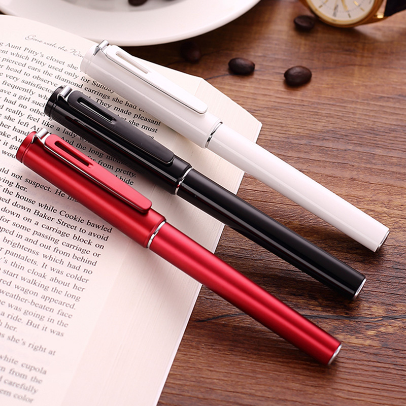 Deli deli biodiscoverers series pen ink pen business pen roller pen gift pen pen counter genuine business
