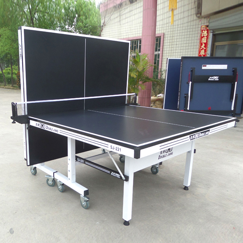 [Delivery] double the standard indoor folding table tennis table tennis table table tennis table mobile home free shipping