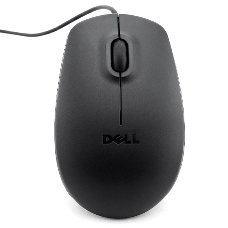 Dell/dell mouse ms116 oell compont dell original mouse wired mouse