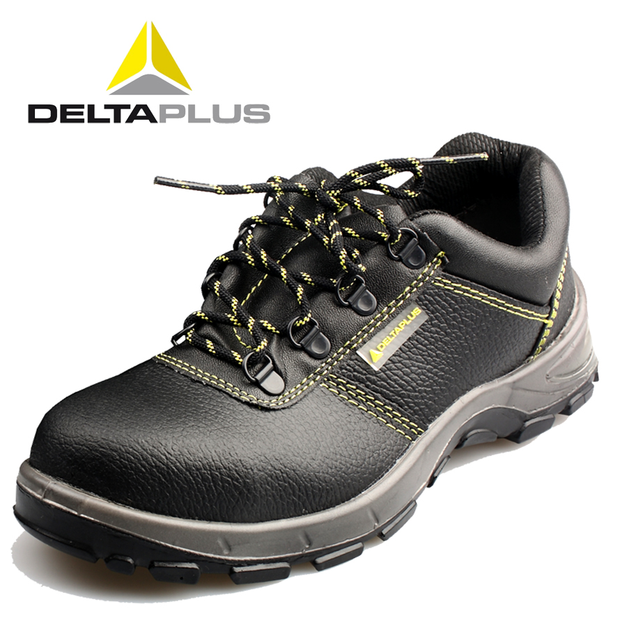 Delta baotou steel safety shoes safety shoes insulated shoes breathable nursing care prevention work shoes safety shoes puncture