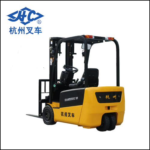 [Deposit] j series 1.3-2 tons of three fulcrum hangzhou forklift battery forklift truck given steady safe and efficient Load