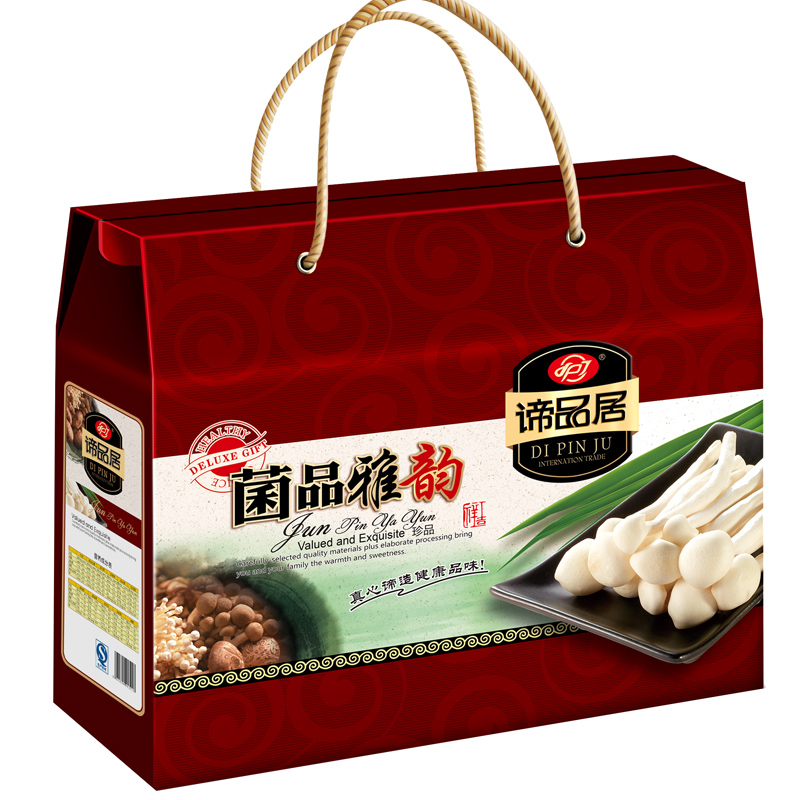 Di gift for habitat dried mushrooms mushroom mushroom delicacies northeast delicacies yunnan goods yayun b type dry spree