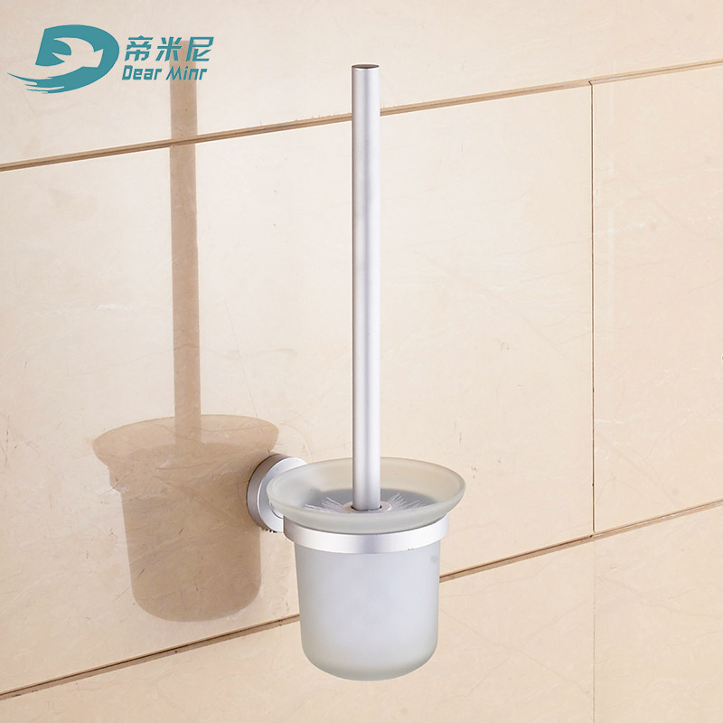 Di rimini aluminum space frame toilet toilet brush toilet toilet brush toilet cup bathroom accessories bathroom accessories glass cup