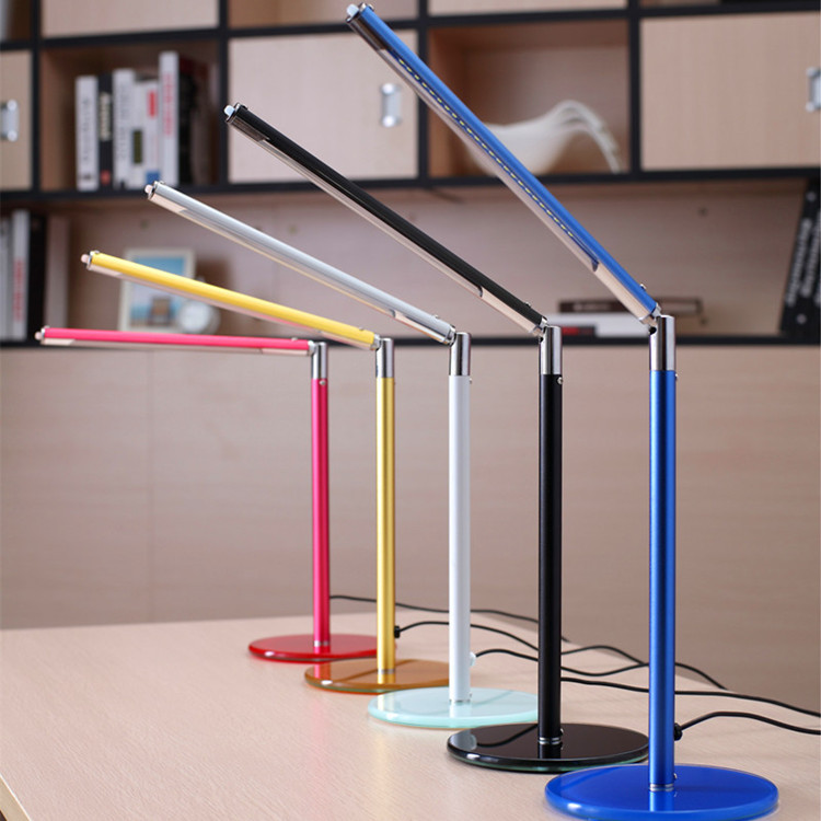 Dimming led eye lamp student desk lamp usb bedroom bedside reading for children to learn creative fashion office work lights