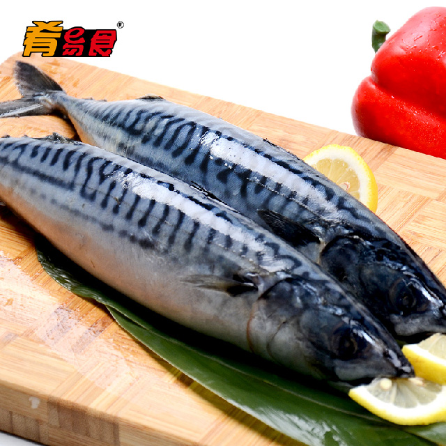 [Dishes] easy to eat imported norwegian aquaculture seafood fresh frozen mackerel mackerel 950g two loaded 259.78kt