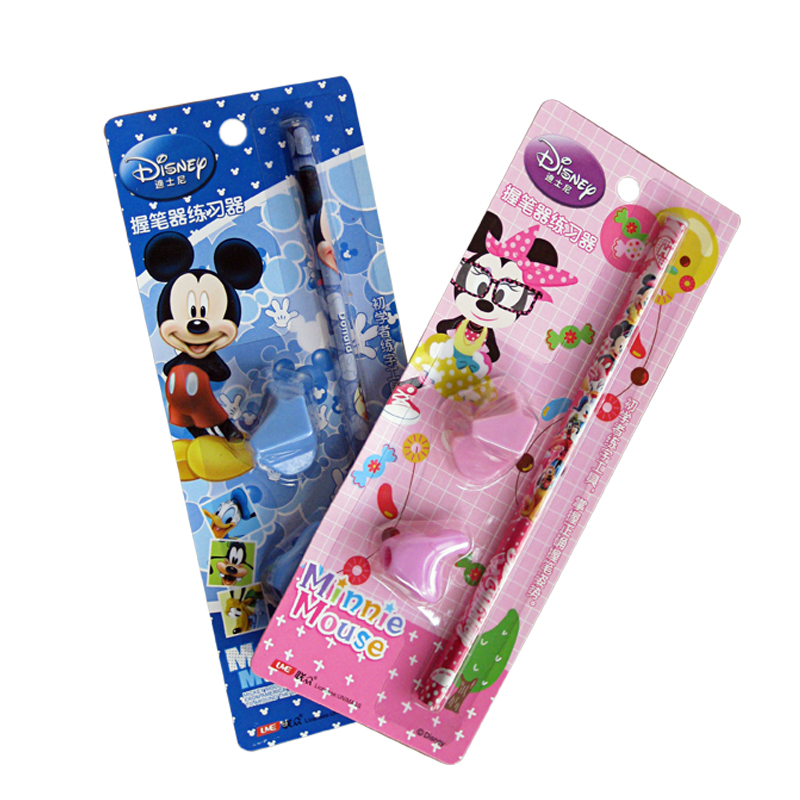 Disney mickey minnie boys and girls blue and pink wobi children learning must prepare DM6806-2