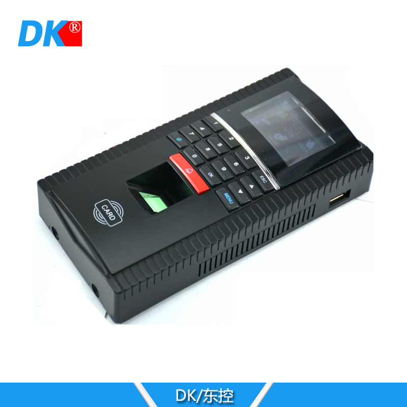 Dk brand fingerprint access control one machine with fingerprint attendance card swipe machine