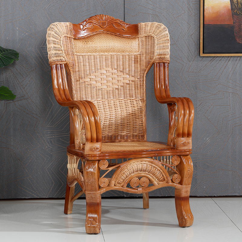 Get Quotations · Do Rattan Wicker Chair Boss Natural Wicker Chair Wicker  Chair Rattan Chair Rattan Chair Rattan Chair