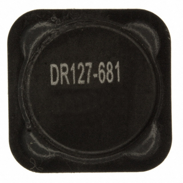 DR127-681-R [fixed ind 760MA 680uh 1.08 ohm]