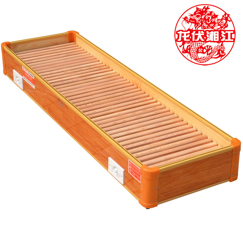 Dragon xiangjiang volt LF-150A wood heater foot warmers bake stove warm jiaolu roast box fire 1.5 m long