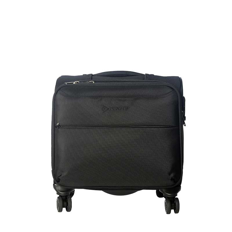Dunlop/shidenglupu business computer trolley case 16 24-inch aircraft wheel suitcase board chassis oxford soft case suitcase
