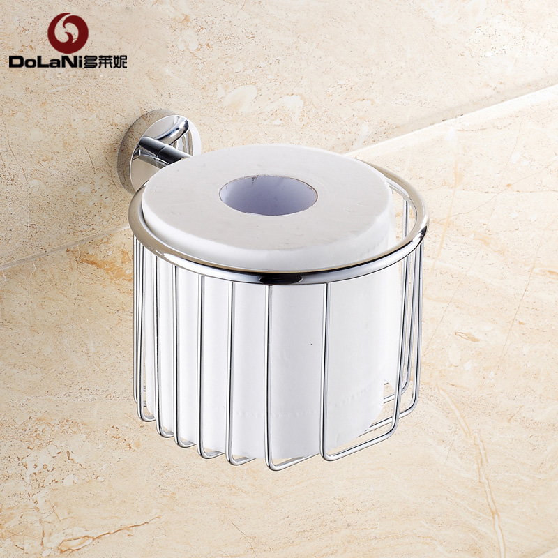 Duo laini entire copper bathroom toilet tissue box toilet paper basket basket bathroom tissue box of toilet paper toilet roll holder