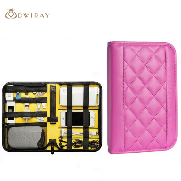 Dwiray digital storage bag travel storage bag digital products storage bag storage bags and electronic products
