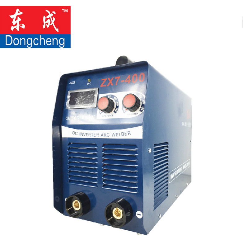 East into a portable welding machine zx7-400 inverter dc mma welding light industry level electric welder 380 v