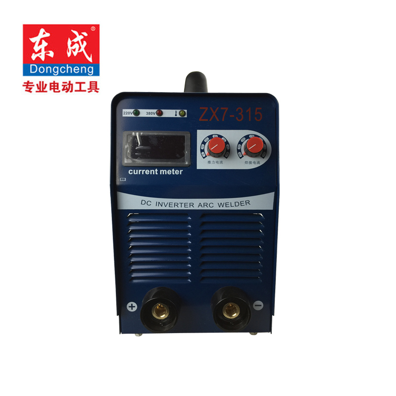 East into electric welding machine zx7-315 dual power dual dual voltage inverter dc arc welding machine welding machine home