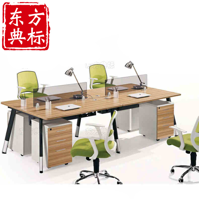 Eastern standard code brand office furniture modern minimalist combination desk staff screen specials JO-6063