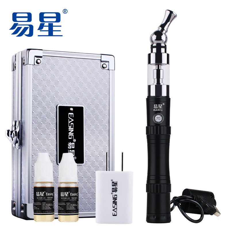 Easy star t6 electronic cigarette kit genuine steam hookah smoking cessation products electronic cigarette with smoke big smoke to quit smoking is the man