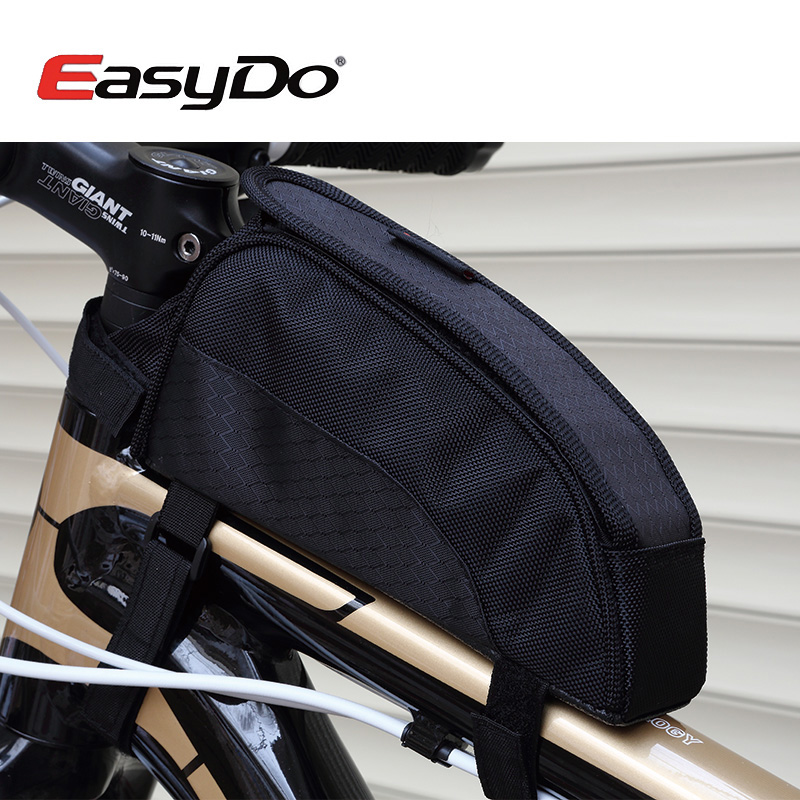 Easydo bicycle frame pack bag pipe bag riding ED1398 mountain bike frame pack bag pipe bag on the tube
