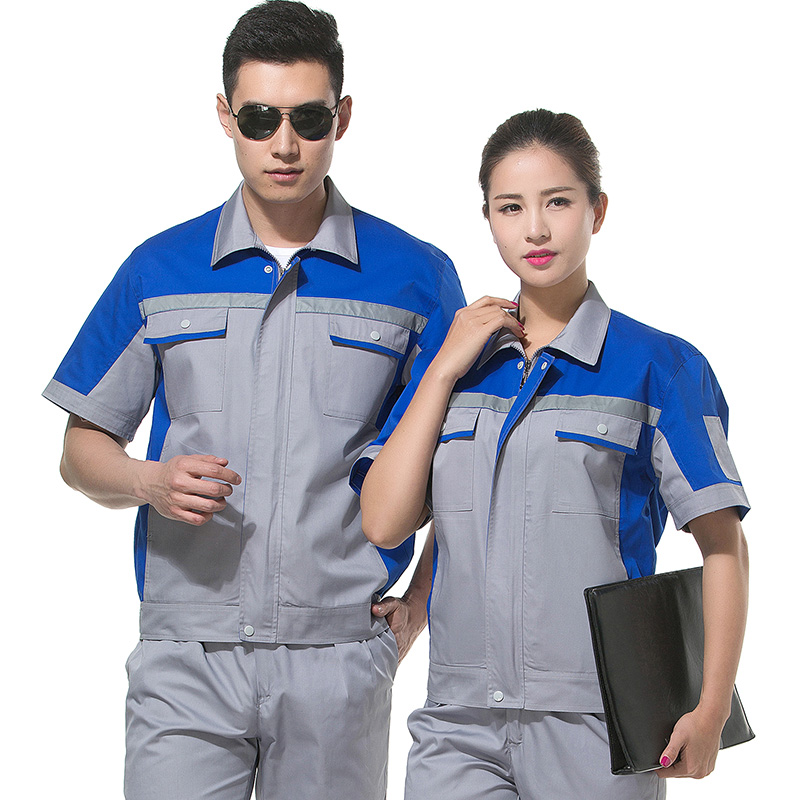 Electrician engineering services protective clothing summer short sleeve clothing repair service auto repair service engineering work clothes factory machine repair service