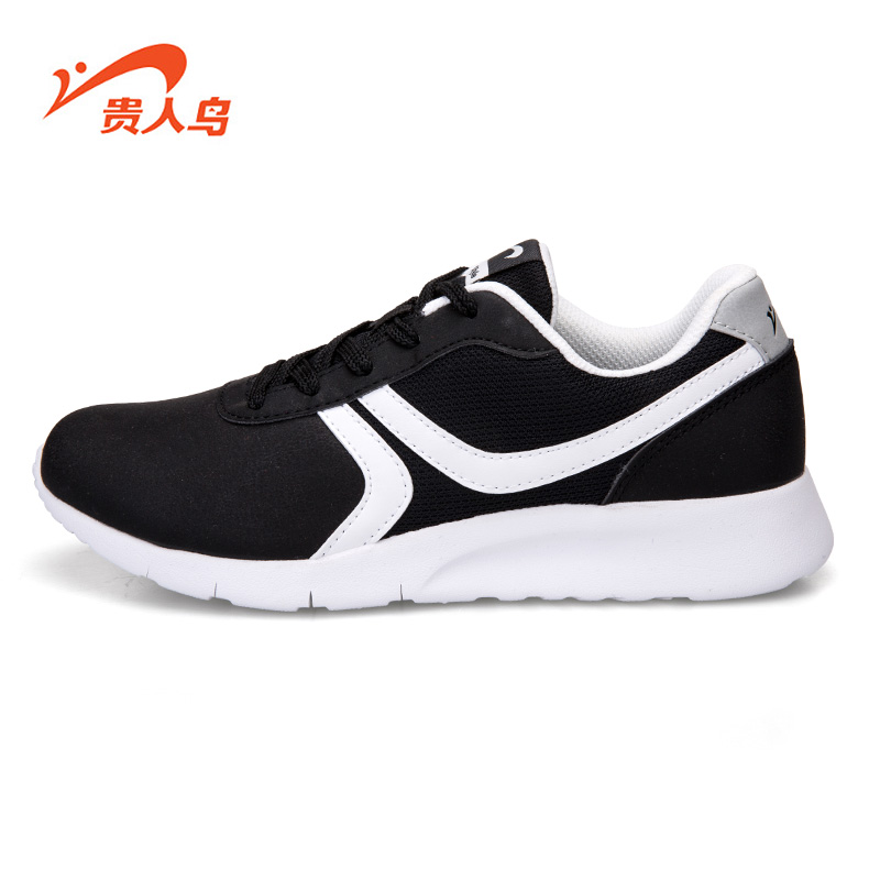 Elegant birds shoes running shoes sports shoes 2016 autumn new lightweight running shoes step shoes tide play retro female retro shoes