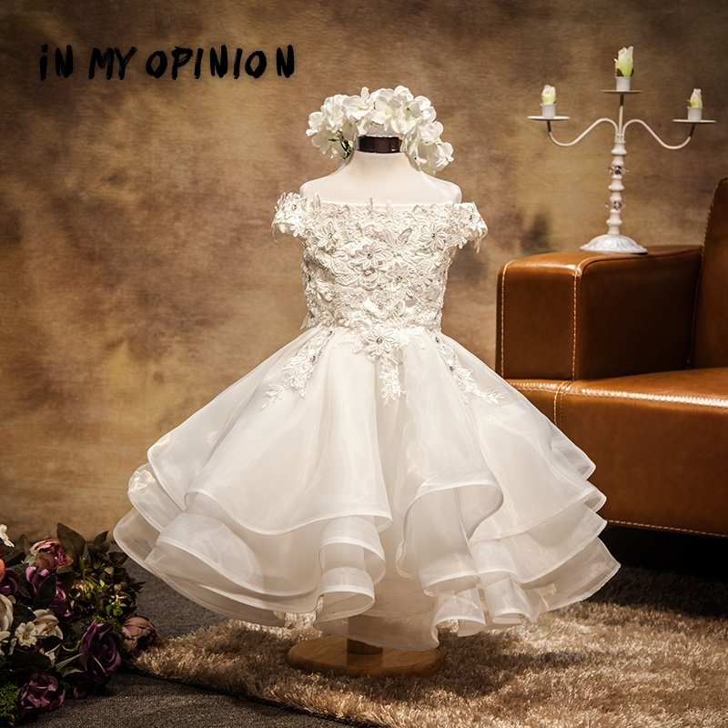 Eleven children dress princess dress girls dresses flower girl dresses wedding dress tutu fall and winter clothes out of play piano
