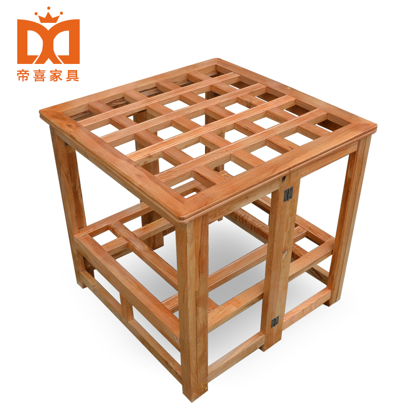Emperor hi wood folding table roast roast rack multifunction folding dining table chess tables kang table desk study tables