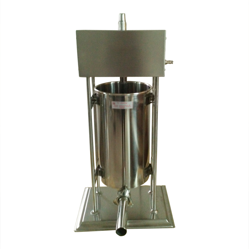 Enema machine electric commercial stainless steel vertical sausage machine sausage machine sausage filling machine home enema machine