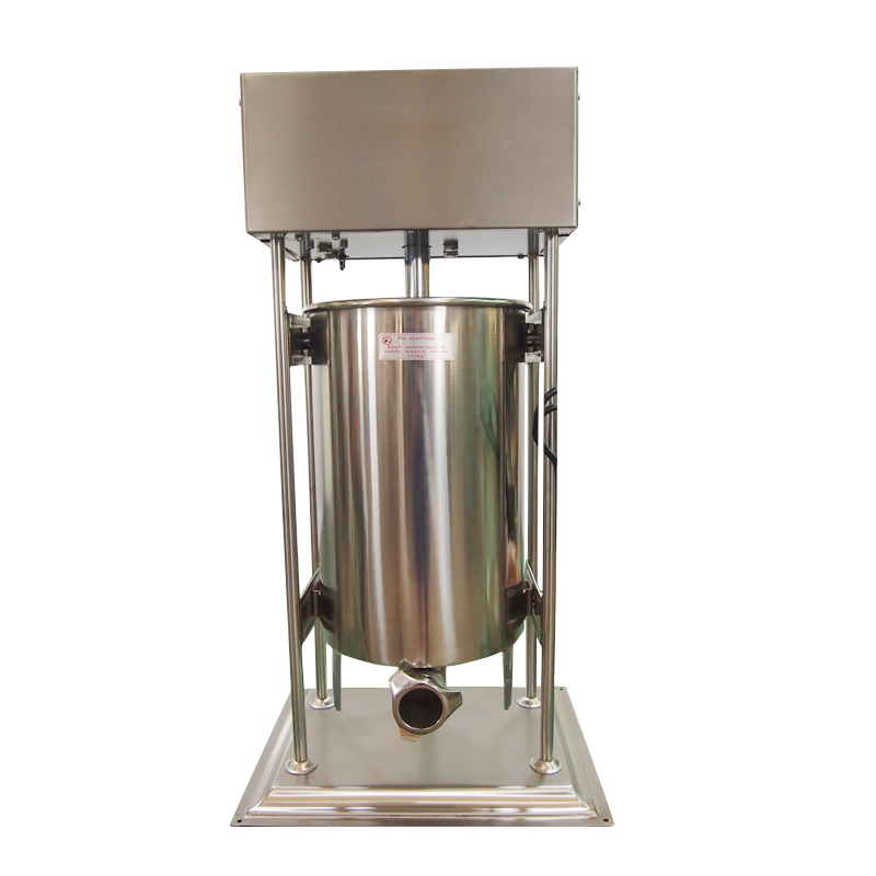Enema machine for commercial electric stainless steel vertical sausage machine sausage machine sausage filling机灌hot dog machine 25l