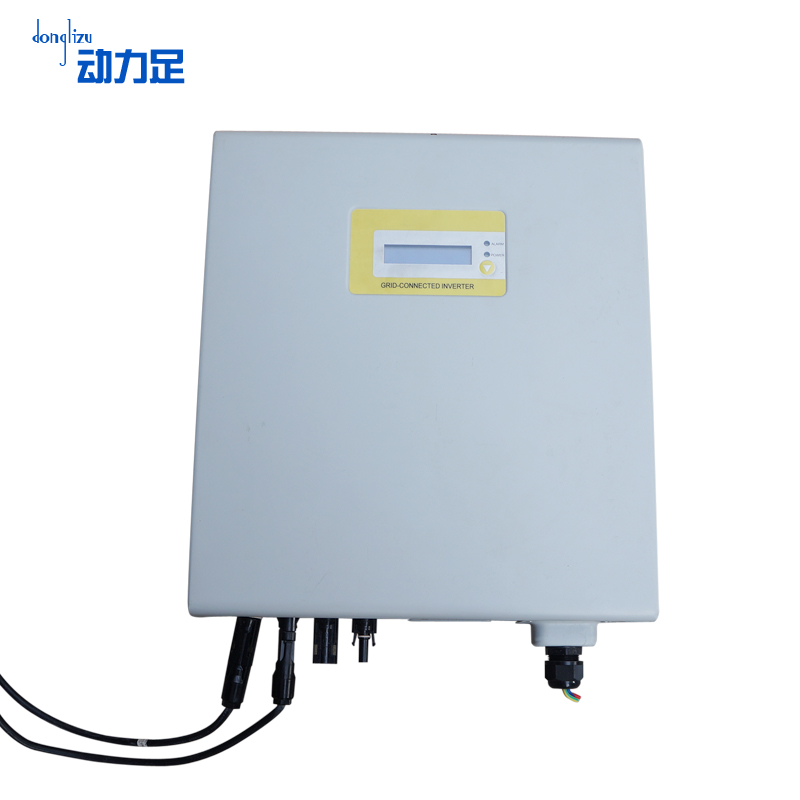 Enough power 4kw solar grid inverter w photovoltaic inverter mppt inverter grid power system