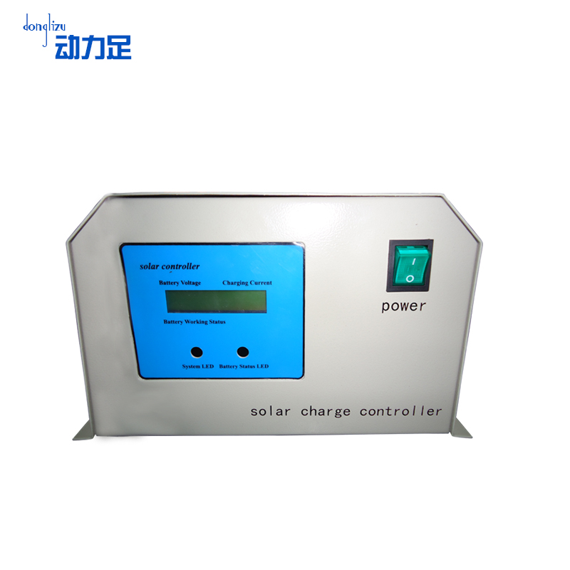 Enough power lcd power solar controller 48v30a solar photovoltaic power station station street light controller