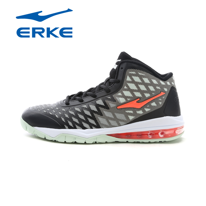 Erke erke basketball shoes 2016 new fall shoes high top basketball training basketball shoes basketball shoes men fight